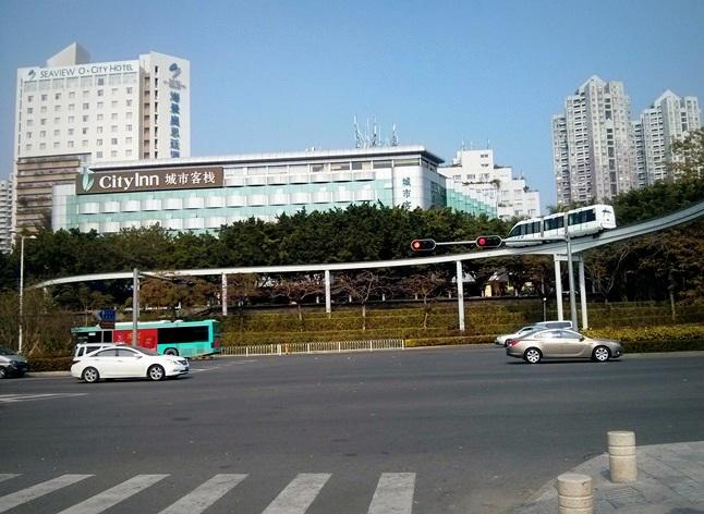 Backpacking Hong Kong-Shenzhen-Makau (Bag. 3): Hari ke-2, Hong Kong-Shenzhen-Hong Kong (3/6)