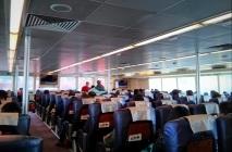 Suasana di dalam kapal