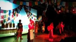 Tibetian ethnic show