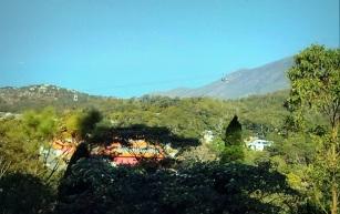 View sekitar Ngong Ping