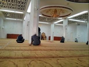 Dalam Masjid Kowloon
