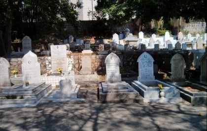 Pemakaman umat muslim