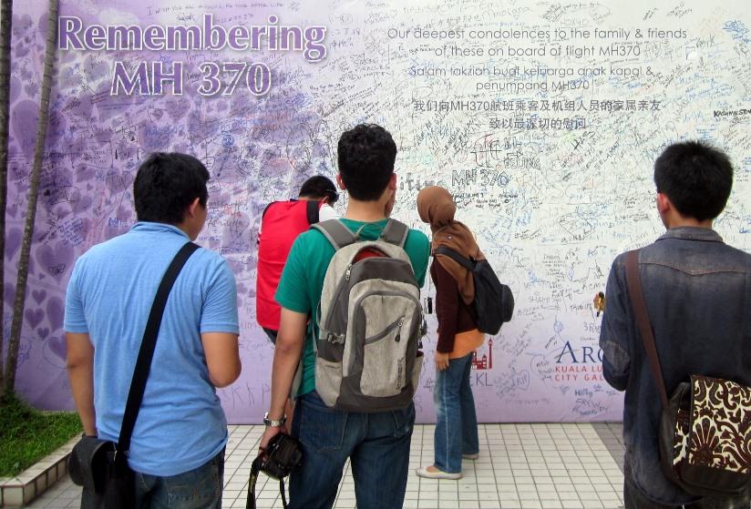 Backpacking Indochina 9D8N (Bag. 2): Day 1 - Kuala Lumpur (4/6)