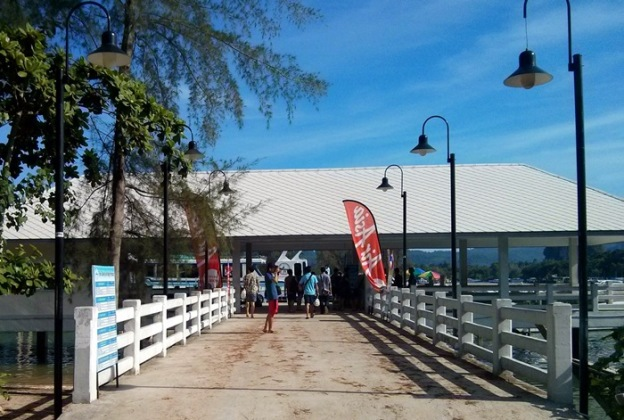 Dermaga Ao Nang Pier