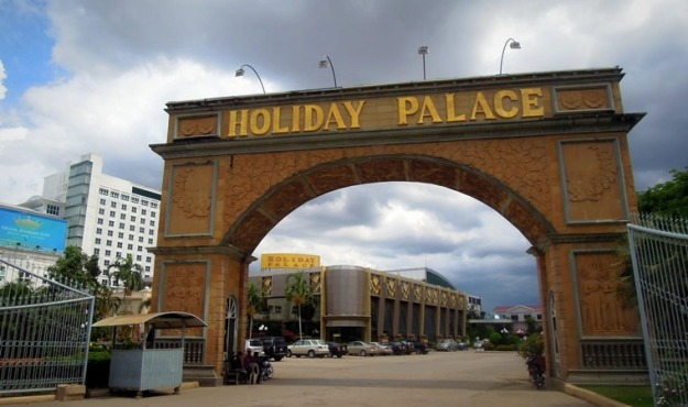Holiday Palace Casino (photo by Rizky)