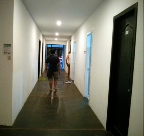 Kamar-kamar di OneStop Hostel