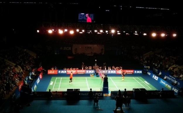 Jan O Jorgensen (Denmark) vs Kenichi Tago (Jepang)