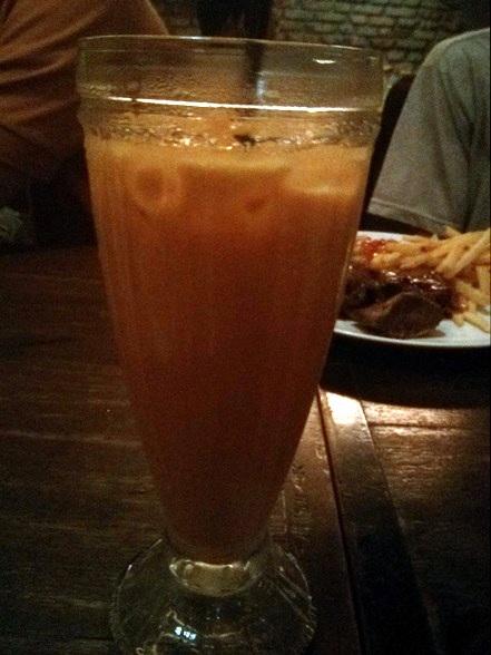 Thai tea (15k)