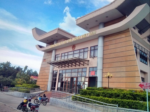 Gedung imigrasi Vietnam