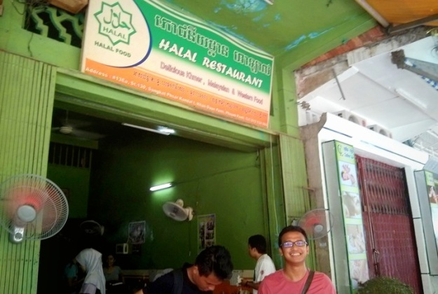 """Halal Restaurant"" Phnom Penh"
