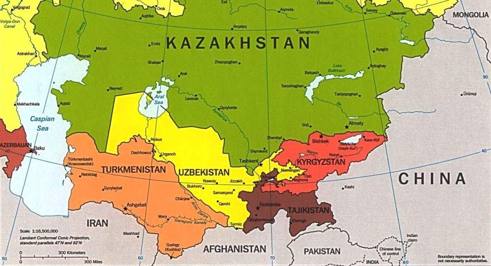 [Book] Garis Batas: Perjalanan di Negeri-Negeri Asia Tengah (2/2)