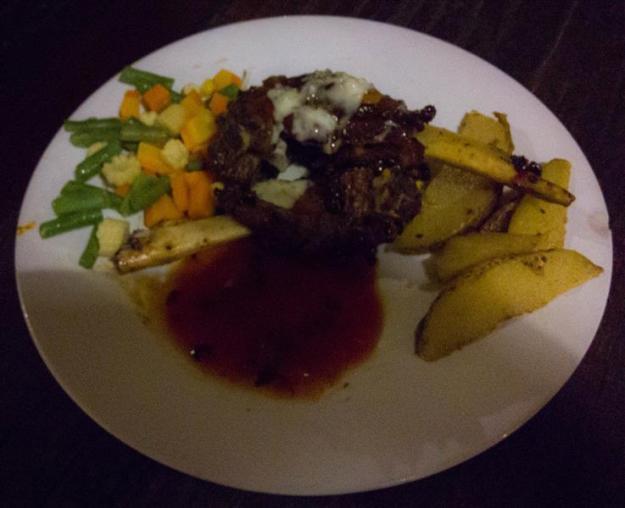 Konro Steak Lisung (Rp69.000)