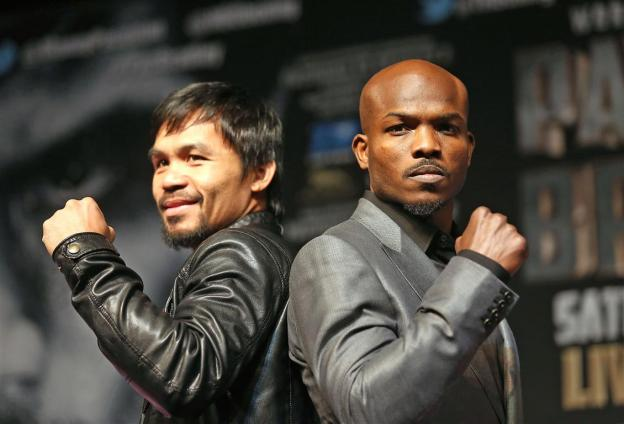 Manny Pacquiao vs Floyd Mayweather Jr.