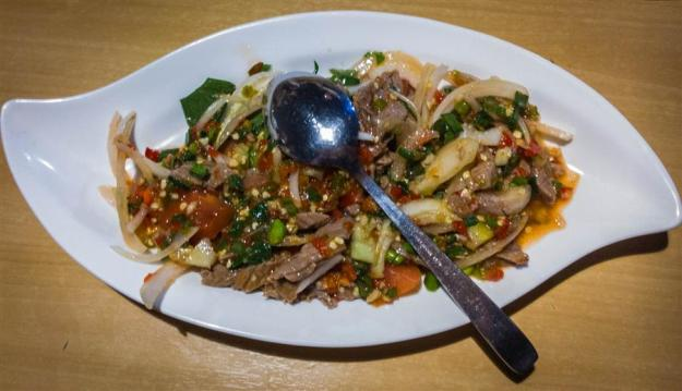 Salad Sapi