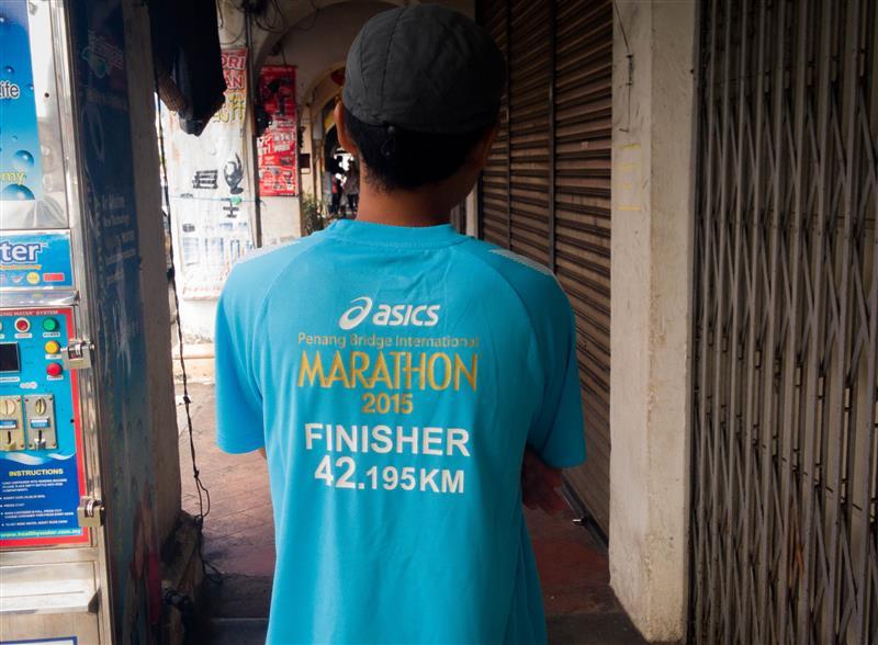 Kali Pertama Ikutan Full Marathon (3/3)