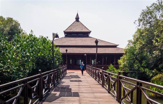 Masjid Al Hikmah, Angke Kapuk