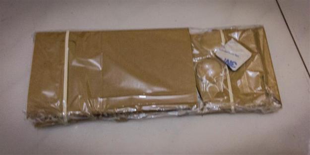 google cardboard - packaging