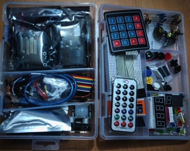DuinoLab starter kit