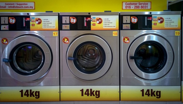 mesin cuci 14 kg (Custom)