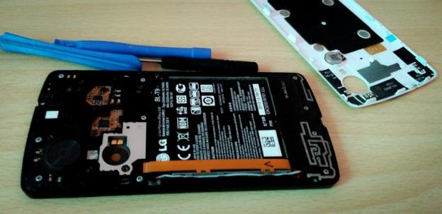 Oprek Nexus 5