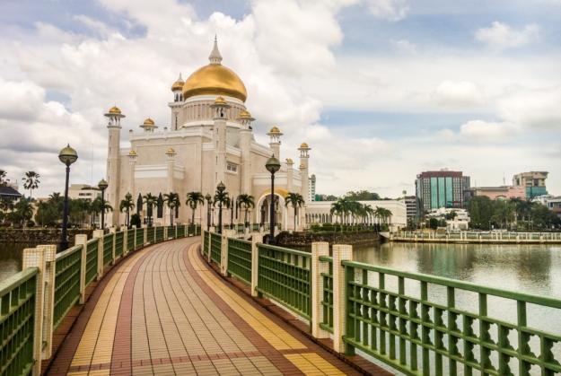 Masjid Sultan Omar Ali Saefuddin
