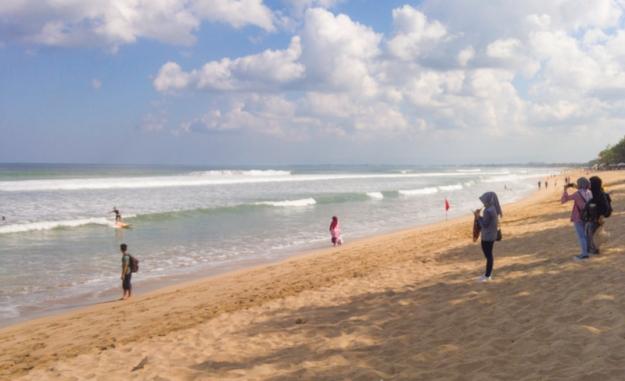 Main ke Pantai Kuta