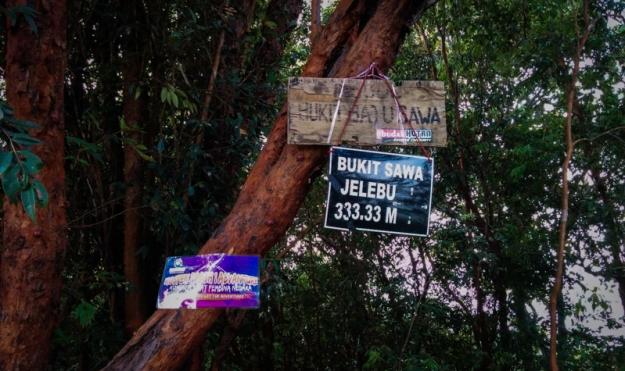 Bukit Batu Sawa 333 M