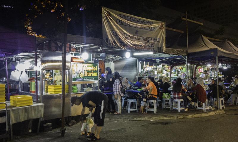 Kedai Cendol Durian Runtuh