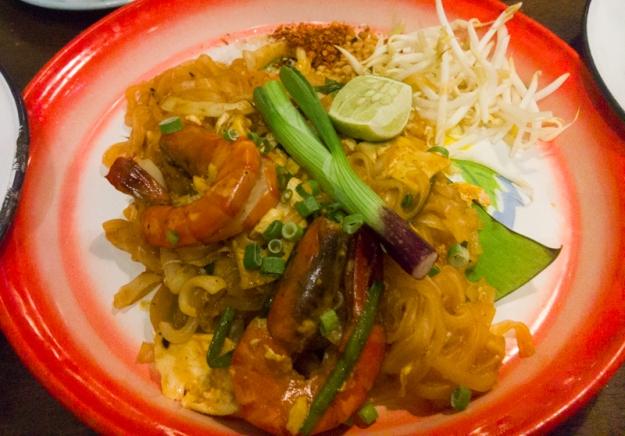 Pad Thai Seafood (RM12)