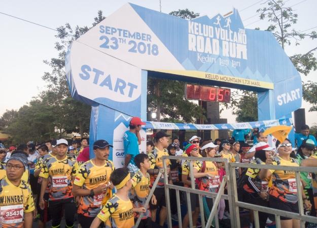 Komunitas Winners turut memeriahkan KVRR 2018