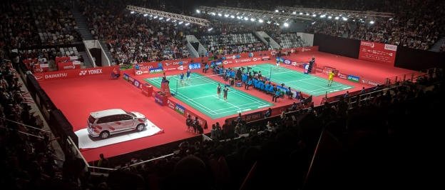 Semifinal Indonesia Masters 2019