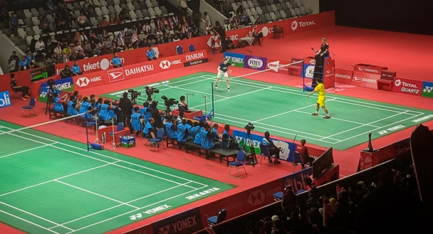 Anders Antonsen vs Jonatan Christie