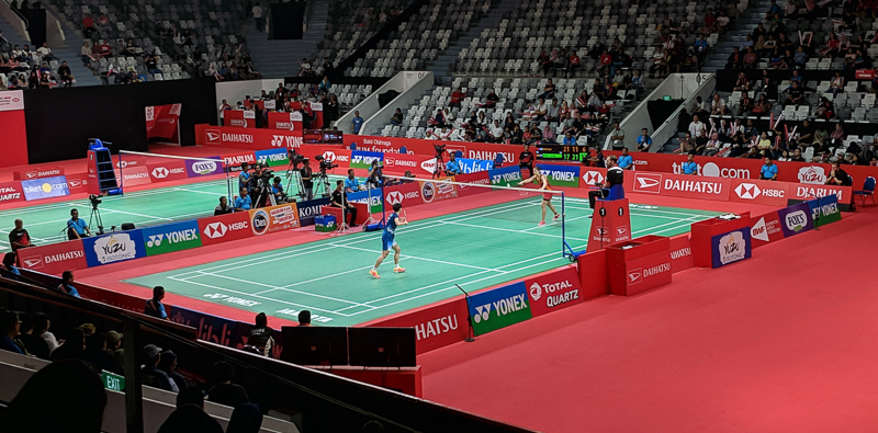 Chen Yufei vs Carolina Marin